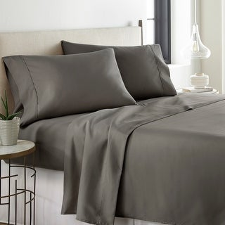 Hotel Luxury Bed Sheets Set 1800 Series Platinum Collection, Deep Pockets,  Wrinkle U0026 Fade