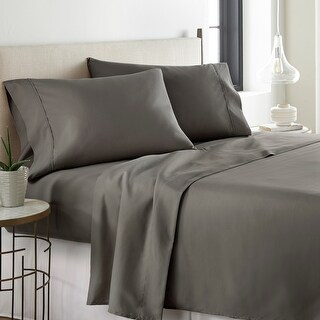 Hotel Luxury Bed Sheets Set 1800 Series Platinum Collection, Deep Pockets, Wrinkle & Fade Resistant, Top Quality Soft Bedding (5 options available)