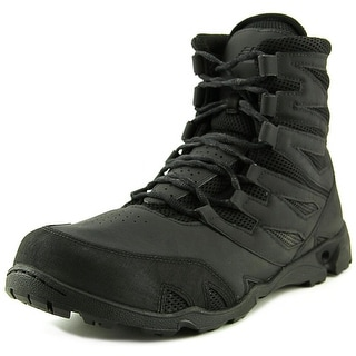 New Balance 221 Men Round Toe Synthetic Black Work Boot