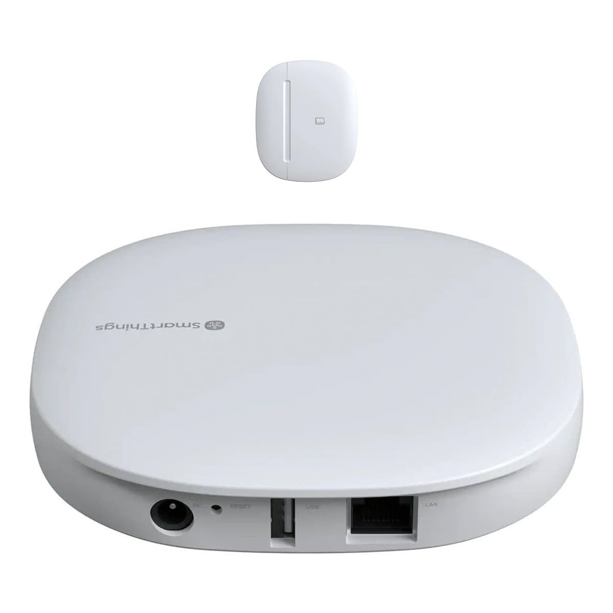 Samsung Smart Things Hub with Multipurpose Sensor - White
