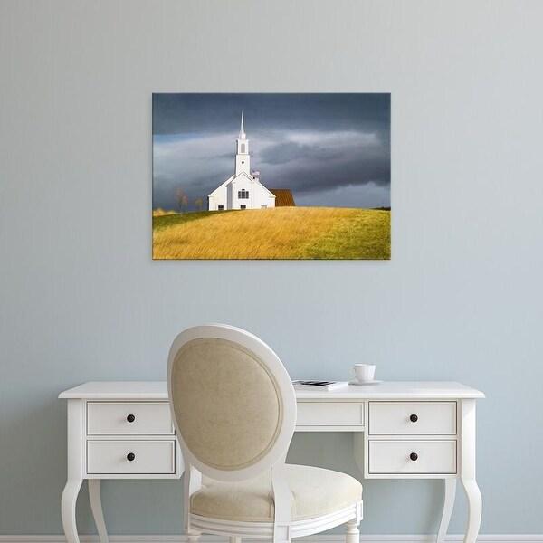 Easy Art Prints Alexander Volkov's 'Faith' Premium Canvas Art