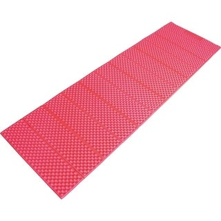 Ace camp 3941 ace camp full length sleeping pad 11.2 oz red 73x22x.4