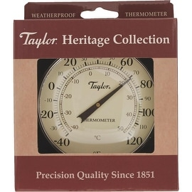 "Taylor Metl 4"" Dial Thermometer"