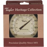 """Taylor Metl 4"""" Dial Thermometer"""