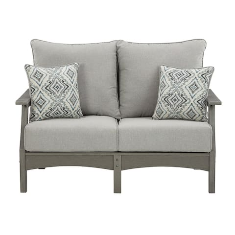 Visola Loveseat with Cushion