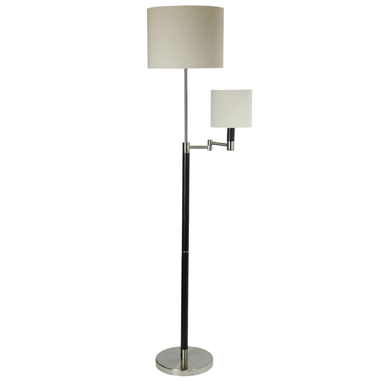 Tall Tree Style Floor Lamp
