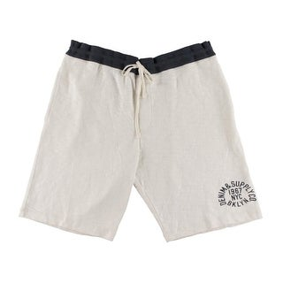 Denim & Supply Ralph Lauren Mens Casual Shorts Cotton Colorblock - XL