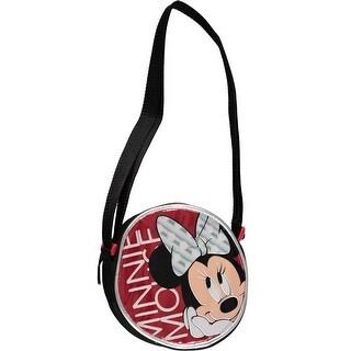 Disney Minnie Mouse Canteen Crossbody Shoulder Bag