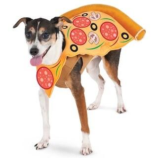 Pizza Slice Dog Costume