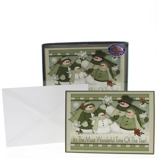 Wonderful Time Boxed Cards