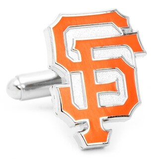 San Francisco Giants Cufflinks - Orange