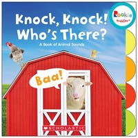 Board Book Knock Knock Whos There Rookie Toddler