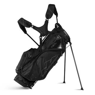 Sun Mountain 2018 4.5 LS Stand Bag - Black - CLOSEOUT
