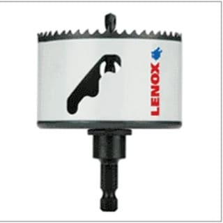 Lenox 1772956 Bi-Metal Arbored Hole Saw, 2-5/8""