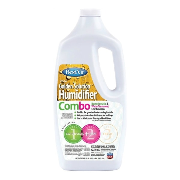 BestAir 245 Humidifier Water & Scale Treatment, 32 Oz.