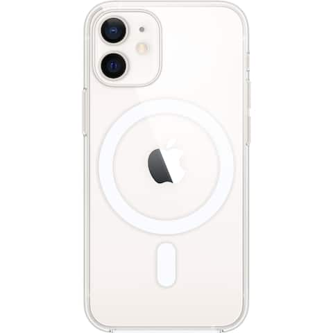 Apple Clear Case for iPhone 12 Mini With Magsafe - Clear