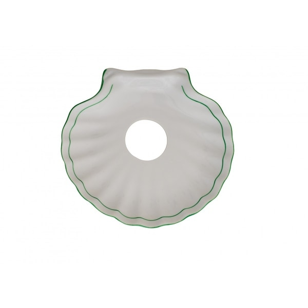 Replacement Waterfall Faucet Ceramic Plate Disc Clam Shell | Renovator's Supply