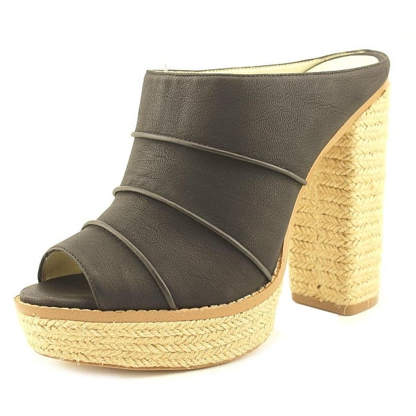 dbc9e012f9b Shop BCBGeneration Cecely Open Toe Synthetic Platform Heel - Free ...