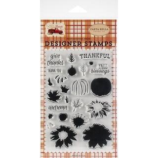 Thankful - Carta Bella Stamps
