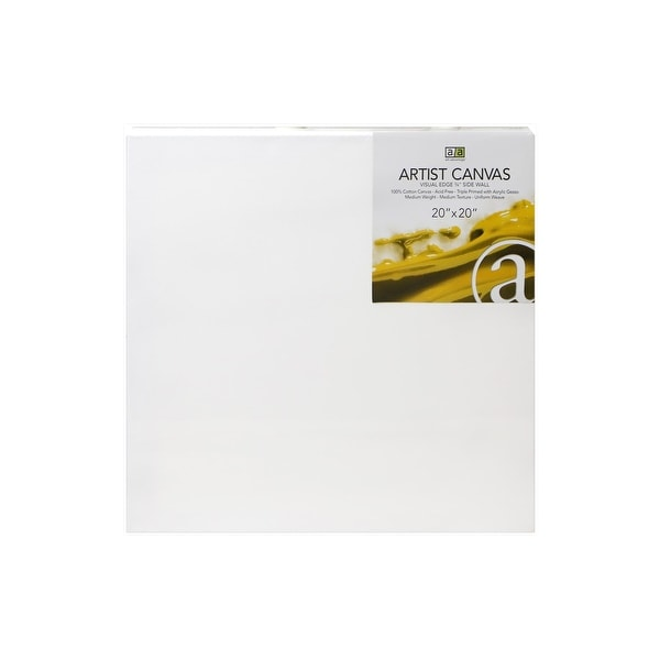 Shop Art Advantage Artist Canvas Visual Edge 20x20