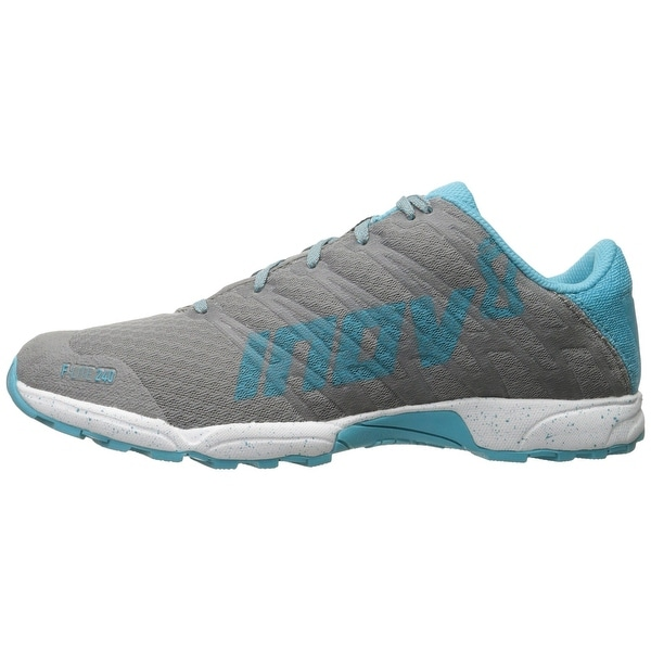 Inov-8 Womens lite240 Fabric Low Top Lace Up Running Sneaker - 9