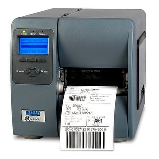 "Datamax Kj2-00-48900Y07 Us Power Supply 4"" Thermal Transfer Barcode Printer"