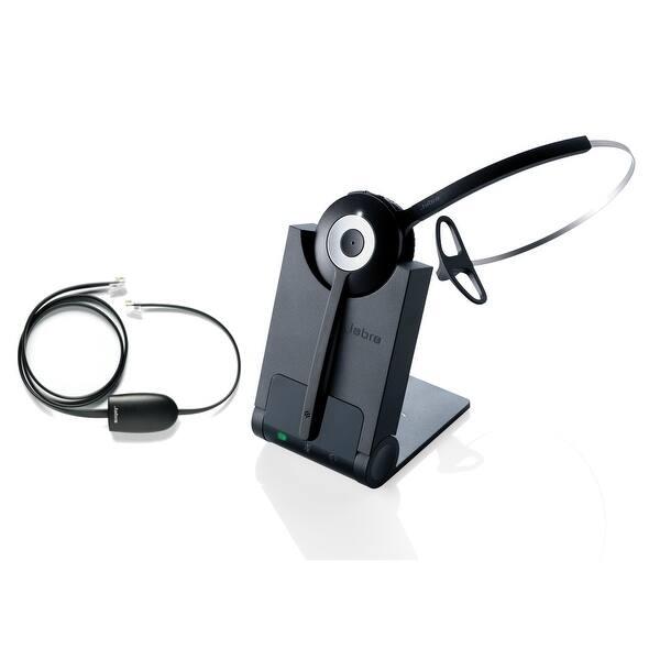 Shop Jabra Pro920 14201 16 Jabra Pro 920 Mono Wireless Headset Overstock 15388078