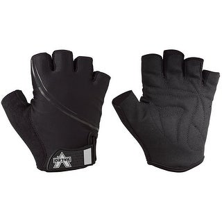 Valeo All Purpose Weight Training Gloves - Black