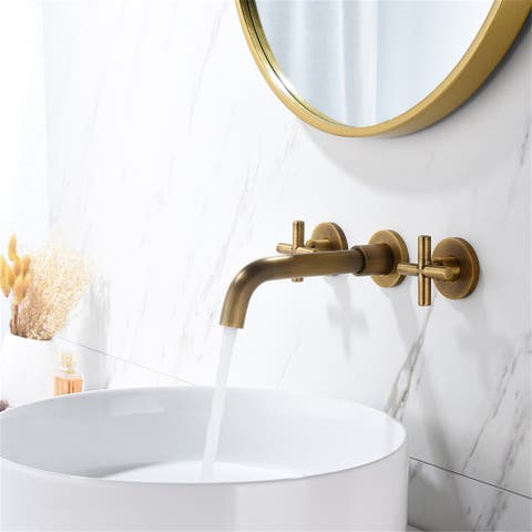 "Bathroom Faucet Wall Mounted Bathroom Sink Faucet - 7'9"" x 10'10"""