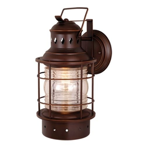 Vaxcel Lighting OW37081 Hyannis 1 Light Outdoor Wall Sconce - 8.25 Inches Wide