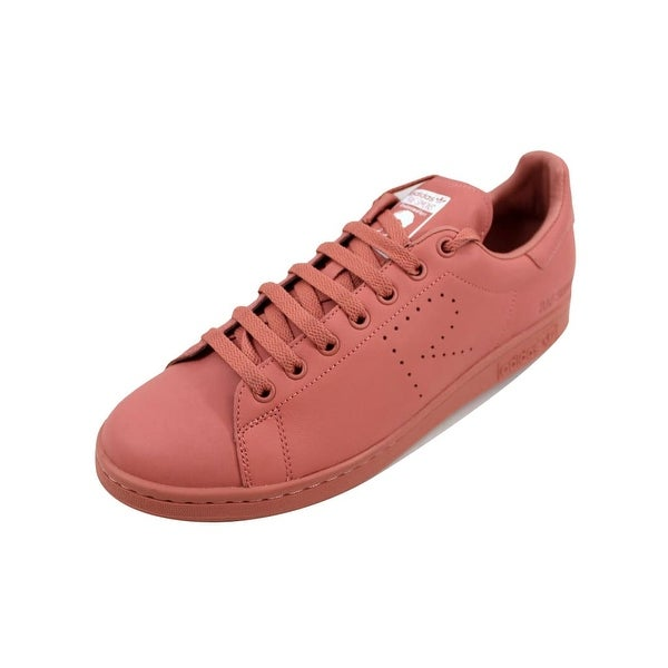 sports shoes fe6cb c2400 Adidas Menx27s Raf Simons Stan Smith Ash PinkAsh Pink AQ2646