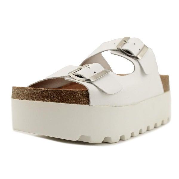 Sixtyseven 76770 Women White Sandals