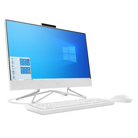 HP 24-dd All-in-One Desktop Intel i3 8GB 256GB Win 10(Refurbished)