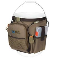 Wild River Wt3506 Rigger 5 Gal Bucket Organizer W/ Light And - WL3506