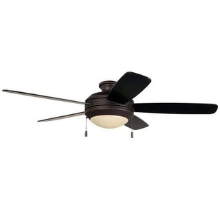"Craftmade HE525-CFL Helios 52"" 5 Blade Ceiling Fan - Blades and Light Kit Included"