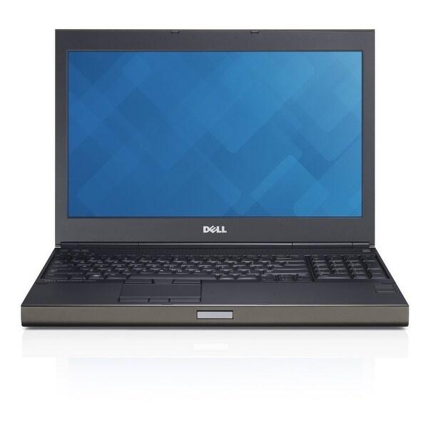 Dell Precision M4800 15.6-in Refurb Laptop - Intel i7 4910MQ 4th Gen 2.90 GHz 32GB 250GB SSD DVD-RW Windows 10 Pro - Webcam. Opens flyout.