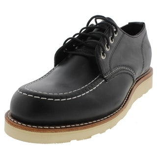 Chippewa Mens Oxfords Leather Moc Toe