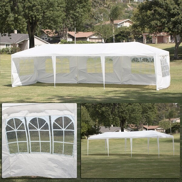Shop Belleze 10 X30 Canopy Party Wedding Outdoor Tent