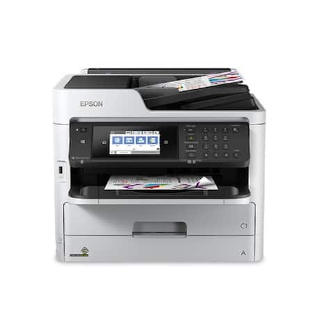 Epson WorkForce Pro WF-C5710 Inkjet Multifunction Printer