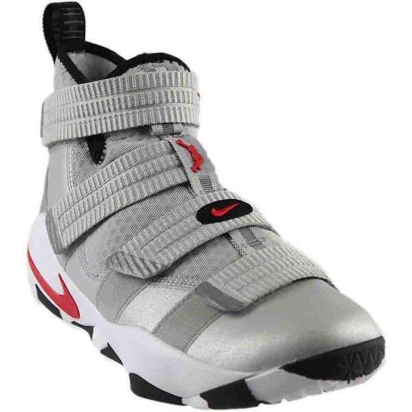 5272b26666c8 Shop NIKE Youth Lebron Soldier 9 Boys Basketball Shoes - Free ...