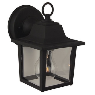 Craftmade Z190 Coach Lights 1 Light Outdoor Wall Sconce - 5.25 Inches Wide