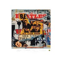 ''The Beatles Anthology 2'' by Klaus Voorman Music Art Print (26.5 x 22 in.)