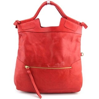 Foley + Corinna Mid City Women Leather Red Tote