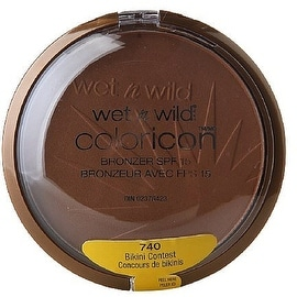 Wet n Wild Color Icon Bronzer, Bikini Contest 0.46 oz