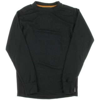 Carhartt Mens Midweight Crew Neck Base Layer - S