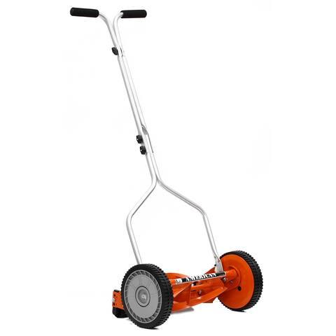 American Lawn Mower 14- Inch Push Reel Mower