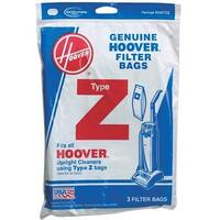 Hoover Vacuum Cleaner Bag 4010075Z Unit: PKG