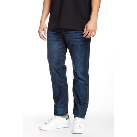 Mighty Healthy Young Men's Slim-Fit Jeans