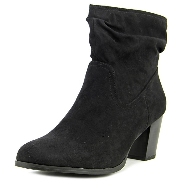 Style & Co Gaillard Round Toe Synthetic Ankle Boot
