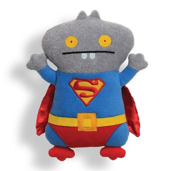 "Ugly Dolls DC Comics 11"" Plush: Babo Superman - multi"